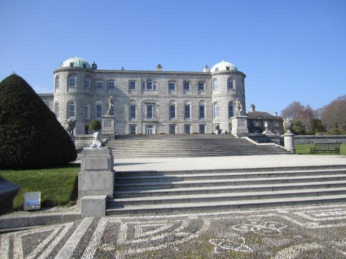 Powerscourt House and Gardens