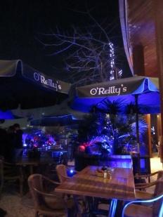 Irish Pub, Gibraltar, Guinness
