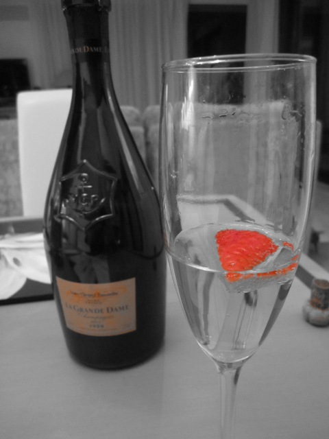 Veuve Clicquot, Valentine's Day, Be Mine, Gun Range
