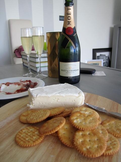 Moet, Brie, Breakfast Burritos, Spain, Gibraltar, Easter, Weekend