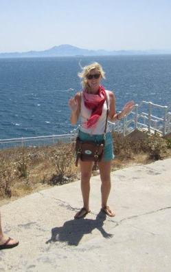 Africa, La Finca, Pura Tapa, Spain, Apes, Rock of Gibraltar, Alcaidesa, Sotogrande, Beach, Gaucho's, Airplanes