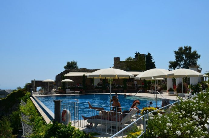 Hotel Caruso, Ravello, Amalfi Coast