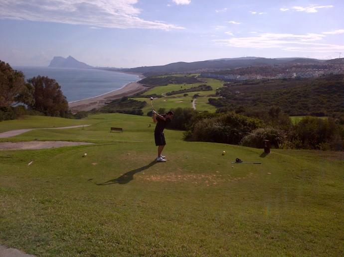Lesson, Alcaidesa, La Finca, Golf