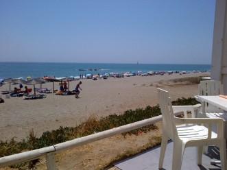 Beach Bar, Beach, Golf, Spain