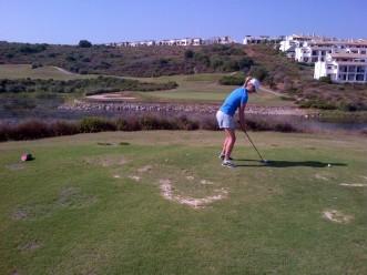 Golf, Beach, Beach Bar, Blanco,
