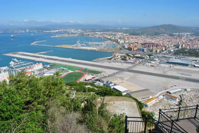 Spain, Runway, Airplanes