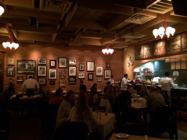 Restaurant Review, Food, Italian, Dallas, Pasta, Risotto, Tortellini