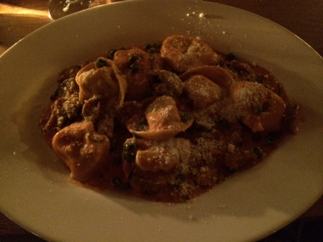 Restaurant Review, Food, Italian, Dallas, Pasta, Risotto, Tortellini