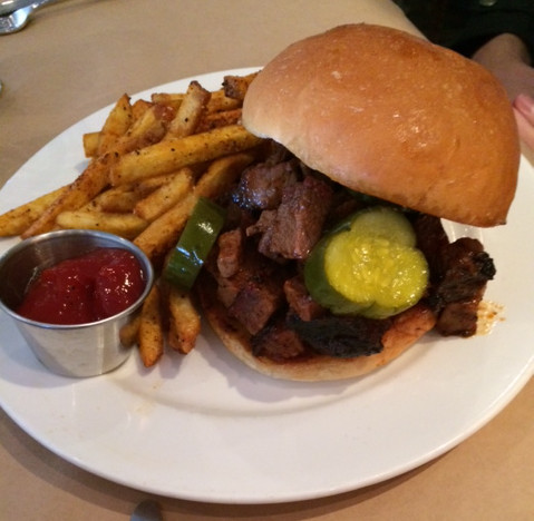 Barbecue, Upscale, Pulled Pork, Brisket, BBQ fries, Dallas, Food